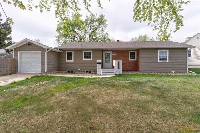 231 Cleveland, Rapid City, SD 57701 (MLS #154295) :: Heidrich Real Estate Team