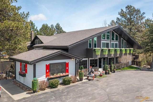 855 and 907 N 5TH ST, Custer, SD 57730 (MLS #154302) :: VIP Properties