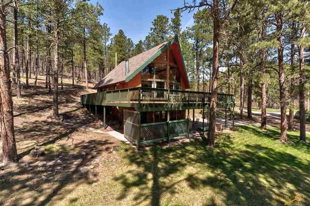 12727 N Prairie Creek Rd, Rapid City, SD 57702 (MLS #154305) :: Heidrich Real Estate Team