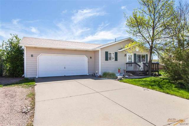751 Packer Pl, Rapid City, SD 57701 (MLS #154307) :: Dupont Real Estate Inc.