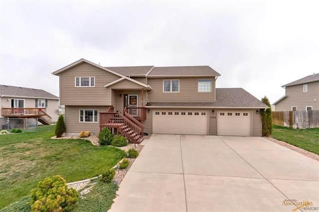 492 Freude Lane, Box Elder, SD 57719 (MLS #154310) :: Dupont Real Estate Inc.