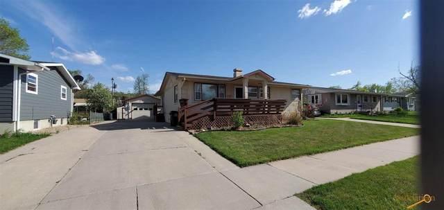 2337 Janet St, Rapid City, SD 57702 (MLS #154312) :: Heidrich Real Estate Team