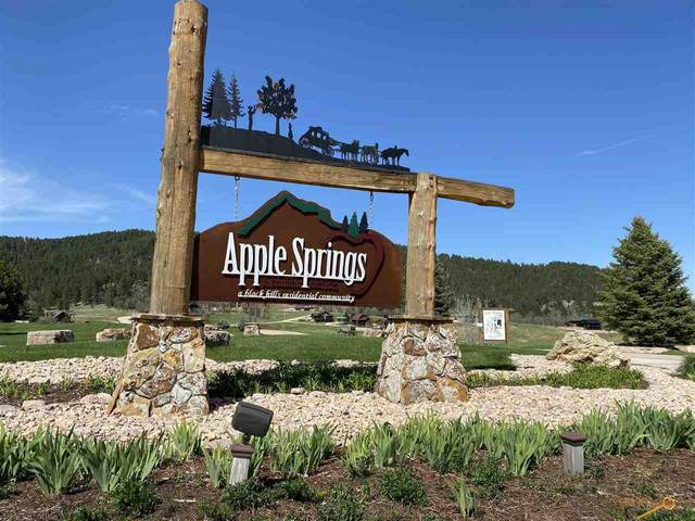 Lot 5 Covered Wagon Ct, Sturgis, SD 57785 (MLS #154320) :: Dupont Real Estate Inc.