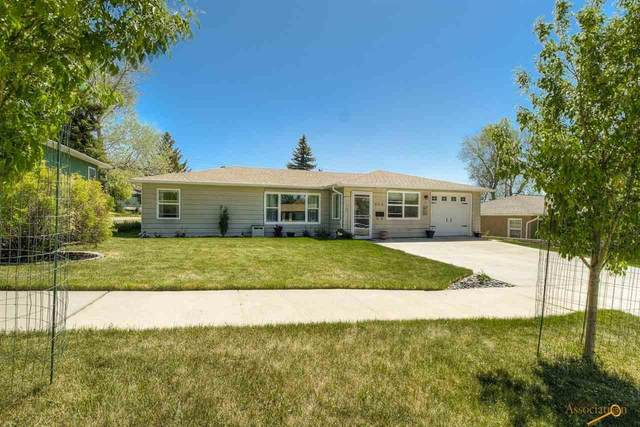 206 N 39TH, Rapid City, SD 57702 (MLS #154321) :: Dupont Real Estate Inc.