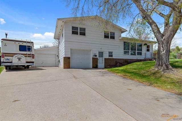 229 Markay Pl, Rapid City, SD 57702 (MLS #154322) :: Heidrich Real Estate Team