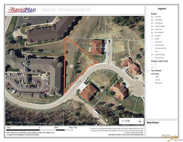 2516 Holiday Ln, Rapid City, SD 57702 (MLS #154325) :: Christians Team Real Estate, Inc.