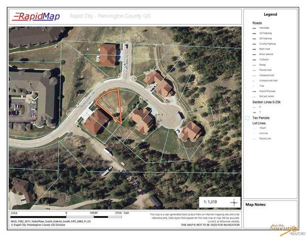 2505 Holiday Ln, Rapid City, SD 57702 (MLS #154326) :: Dupont Real Estate Inc.