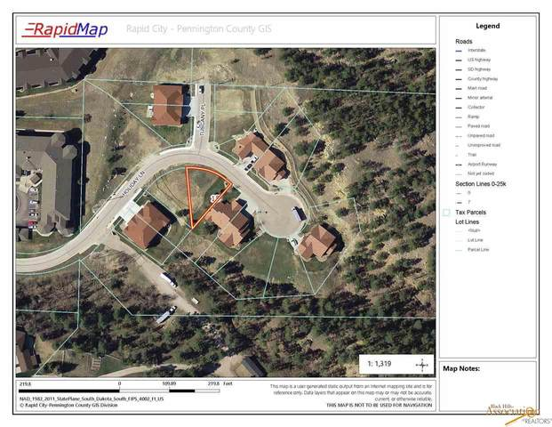 2427 Holiday Ln, Rapid City, SD 57702 (MLS #154327) :: Heidrich Real Estate Team