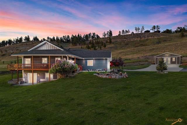 6921 Betty Ct, Black Hawk, SD 57718 (MLS #154335) :: Dupont Real Estate Inc.