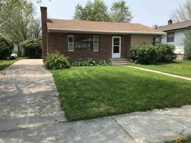 109 N Howard, Philip, SD 57567 (MLS #154345) :: Dupont Real Estate Inc.