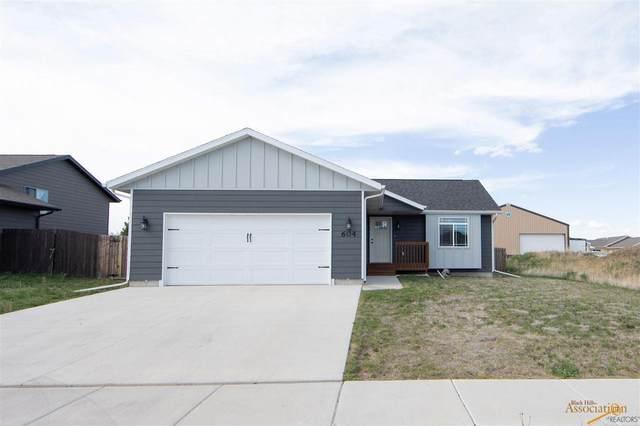 604 Civil Way, Box Elder, SD 57719 (MLS #154346) :: Dupont Real Estate Inc.