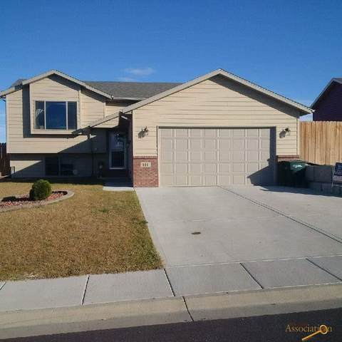 814 Lone Soldier Rd, Box Elder, SD 57719 (MLS #154355) :: Dupont Real Estate Inc.