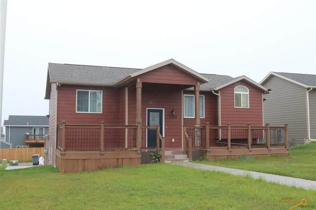 1226 Juneau Dr, Box Elder, SD 57719 (MLS #154359) :: Dupont Real Estate Inc.