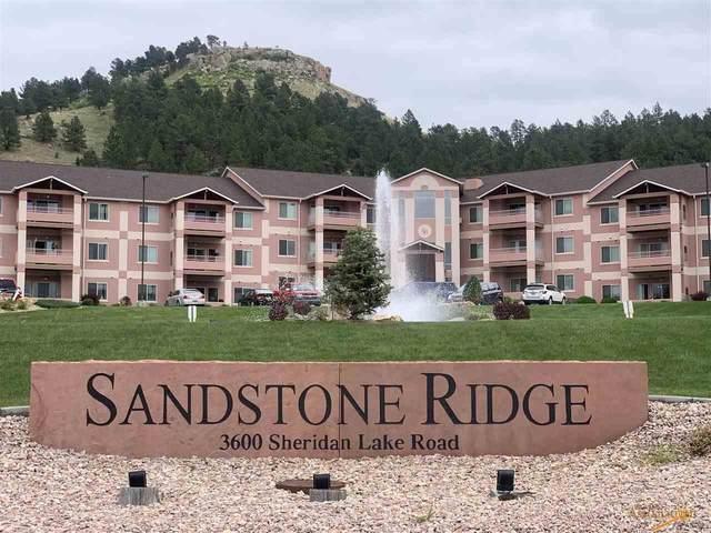 3600 Sheridan Lake Rd, Rapid City, SD 57702 (MLS #154361) :: Heidrich Real Estate Team