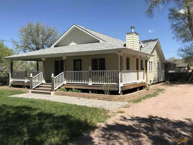 1704 Evergreen Dr, Rapid City, SD 57702 (MLS #154383) :: Heidrich Real Estate Team