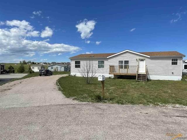 14766 Mustang Ln, Rapid City, SD 57703 (MLS #154389) :: Dupont Real Estate Inc.