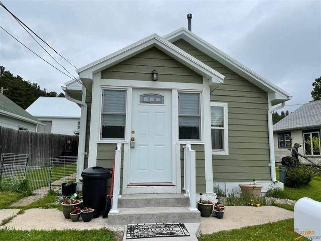 1012 Washington St, Lead, SD 57754 (MLS #154392) :: Heidrich Real Estate Team