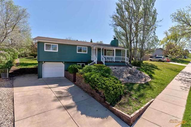 2718 Tomahawk Dr, Rapid City, SD 57702 (MLS #154400) :: Dupont Real Estate Inc.