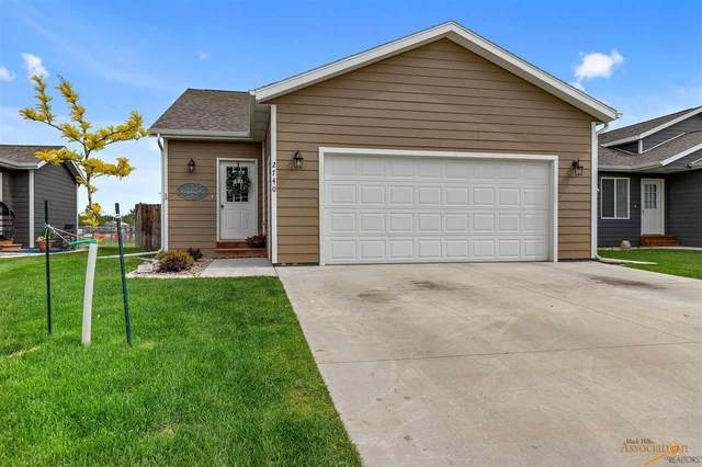 2740 Johnson Ranch Rd, Rapid City, SD 57703 (MLS #154404) :: Dupont Real Estate Inc.