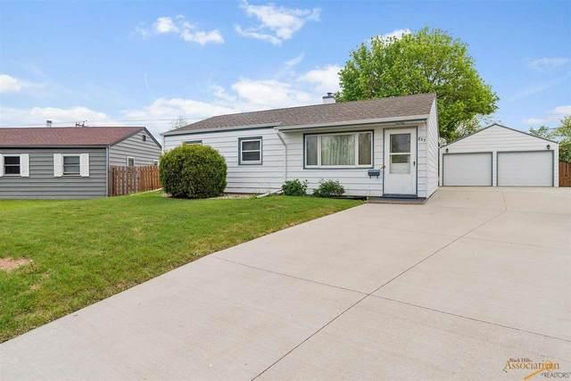 833 E Indiana, Rapid City, SD 57701 (MLS #154412) :: Dupont Real Estate Inc.