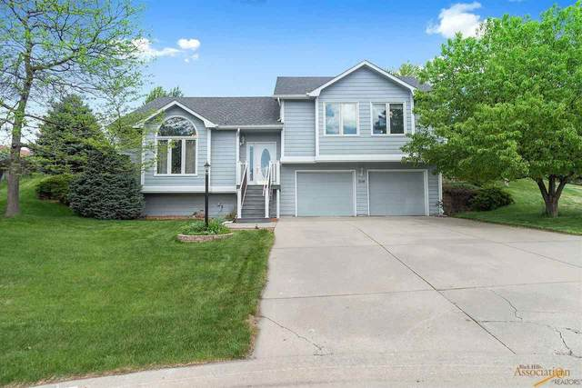5114 Stoney Creek Ct, Rapid City, SD 57702 (MLS #154422) :: Dupont Real Estate Inc.