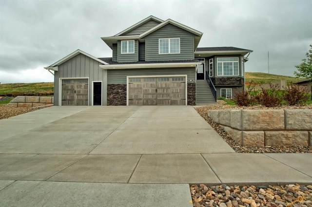 6112 Nugget Gulch, Rapid City, SD 57702 (MLS #154424) :: Dupont Real Estate Inc.