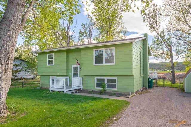 12501 Ruby Rd, Black Hawk, SD 57718 (MLS #154425) :: Dupont Real Estate Inc.
