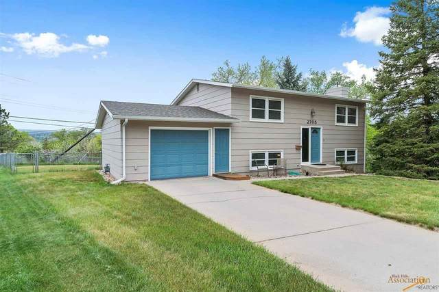 2705 Knight Ct, Rapid City, SD 57702 (MLS #154432) :: Dupont Real Estate Inc.