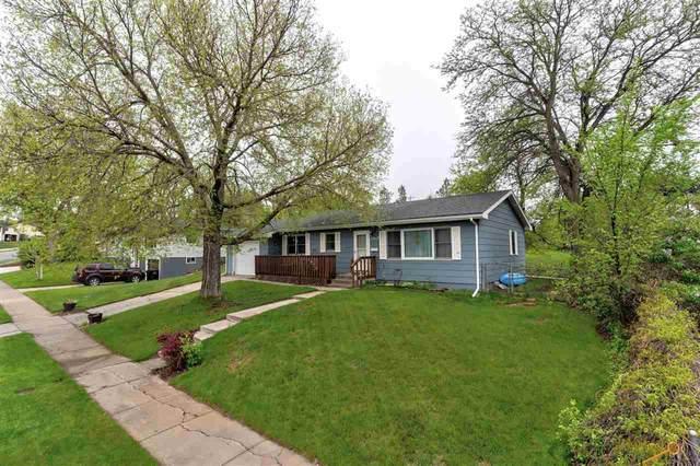 2911 Tomahawk Dr, Rapid City, SD 57702 (MLS #154436) :: Dupont Real Estate Inc.