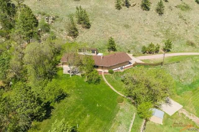 14120 Hwy 40, Hermosa, SD 57744 (MLS #154440) :: Heidrich Real Estate Team