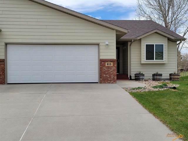615 Auburn Drive, Rapid City, SD 57701, SD 57701 (MLS #154453) :: Dupont Real Estate Inc.