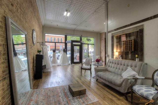 628 St Joseph, Rapid City, SD 57701 (MLS #154454) :: Dupont Real Estate Inc.