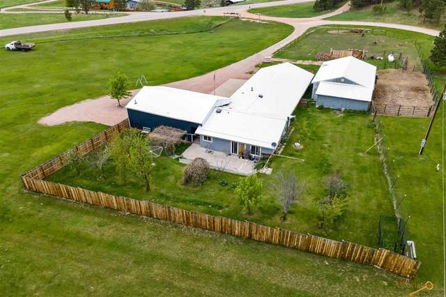 24405 Thovson Rd, Keystone, SD 57751 (MLS #154463) :: VIP Properties