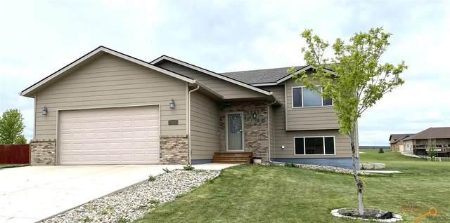 22763 Partridge Ln, Box Elder, SD 57719 (MLS #154464) :: Dupont Real Estate Inc.