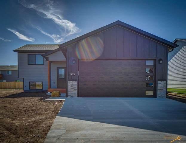 545 Mace Dr, Box Elder, SD 57719 (MLS #154469) :: Dupont Real Estate Inc.