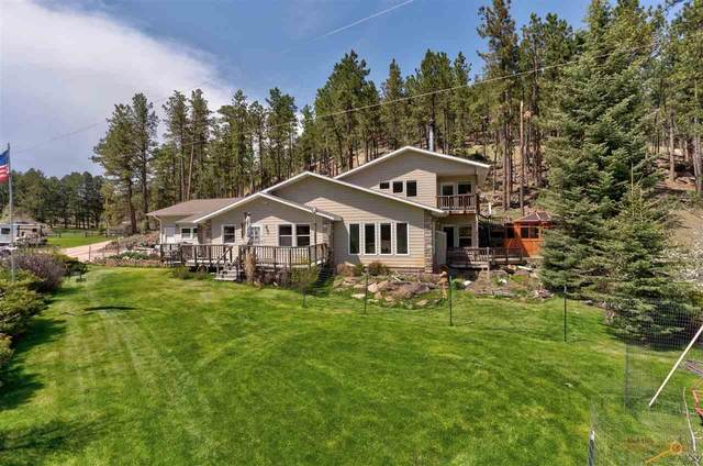 12734 N Prairie Creek Rd, Rapid City, SD 57702 (MLS #154471) :: Dupont Real Estate Inc.