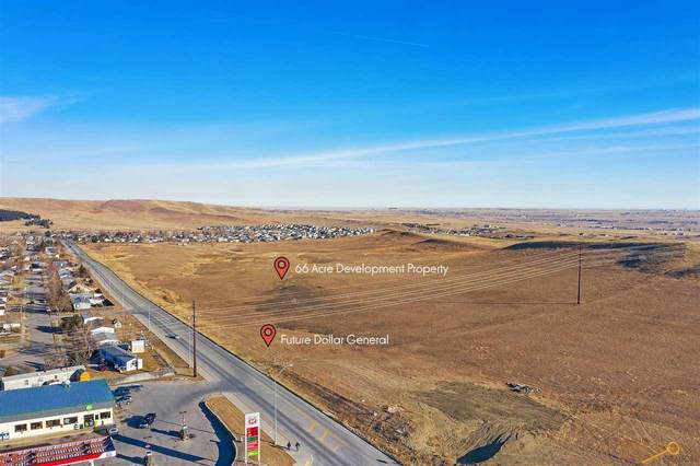 TBD N Haines Ave, Rapid City, SD 57701 (MLS #154481) :: Dupont Real Estate Inc.