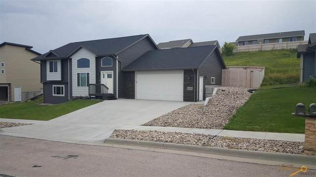 5029 Charmwood Dr, Rapid City, SD 57701 (MLS #154486) :: Dupont Real Estate Inc.