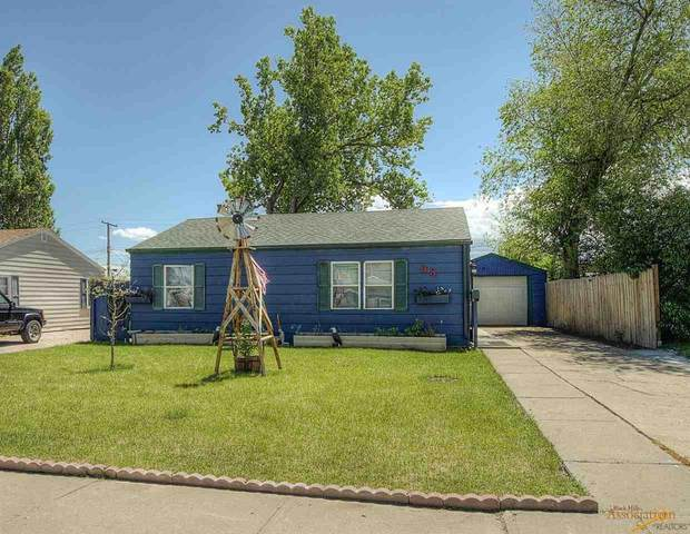 33 St Andrew, Rapid City, SD 57701 (MLS #154490) :: Dupont Real Estate Inc.