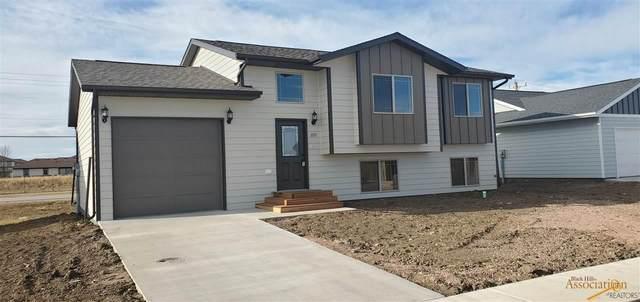 655 Bomber Way, Box Elder, SD 57719 (MLS #154492) :: Dupont Real Estate Inc.