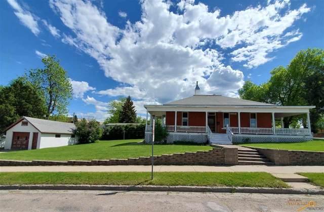 1242 Sherman St, Sturgis, SD 57785 (MLS #154515) :: Dupont Real Estate Inc.