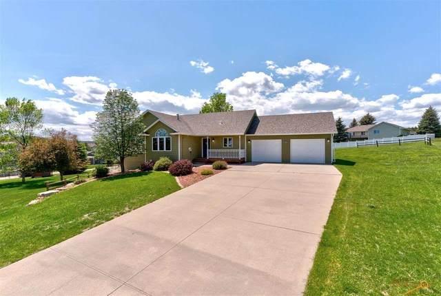 5403 Currant Ct, Rapid City, SD 57702 (MLS #154518) :: Heidrich Real Estate Team