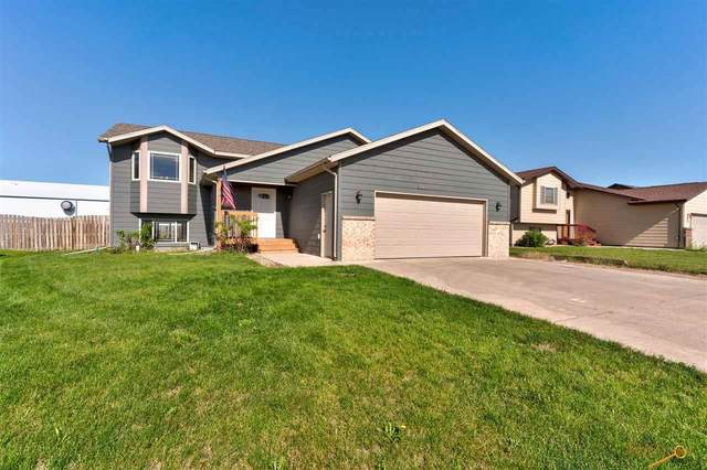 713 Radial Ln, Box Elder, SD 57719 (MLS #154523) :: Christians Team Real Estate, Inc.