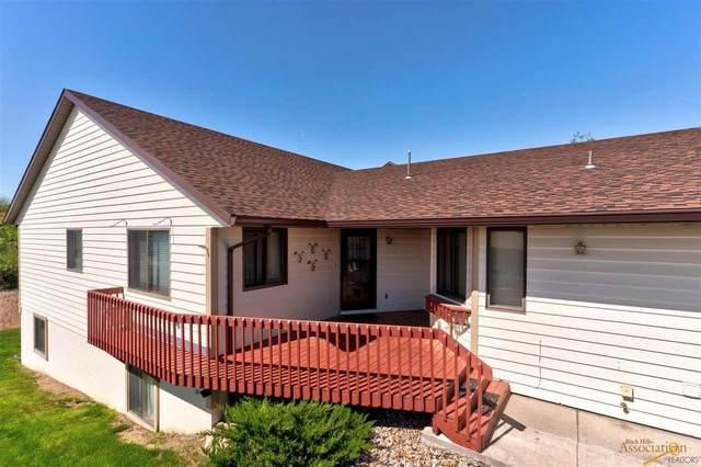 321 Fox Run Dr, Rapid City, SD 57701 (MLS #154525) :: Heidrich Real Estate Team
