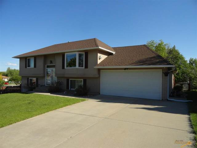 3713 Michigan Ave, Rapid City, SD 57701 (MLS #154534) :: Dupont Real Estate Inc.