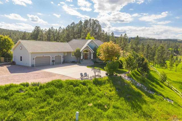 13963 Neck Yoke Rd, Rapid City, SD 57702 (MLS #154540) :: Dupont Real Estate Inc.