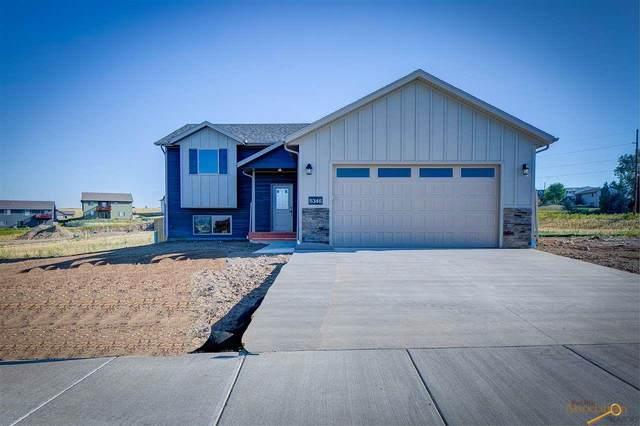 541 Bull Run Dr, Rapid City, SD 57719 (MLS #154541) :: Dupont Real Estate Inc.