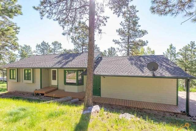 7880 Bighorn Rd, Rapid City, SD 57702 (MLS #154542) :: Heidrich Real Estate Team