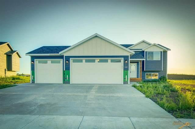 826 Braelynn Ln, Rapid City, SD 57703 (MLS #154543) :: Dupont Real Estate Inc.