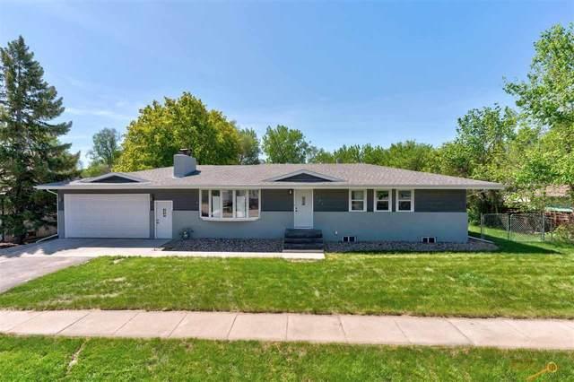 3725 Hall, Rapid City, SD 57702 (MLS #154545) :: Dupont Real Estate Inc.